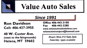 Value Auto Sales