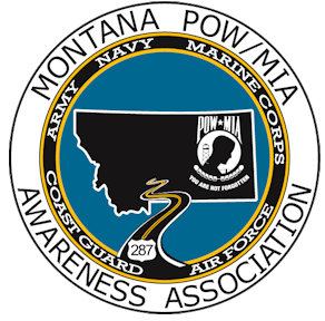 Montana POW/MIA Awareness Association Patch